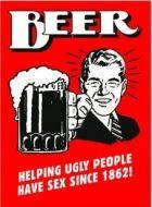 Beer: Ugly People