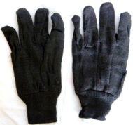 Brown Jersey Gloves (dozen)