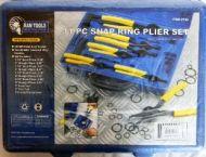 11 pc Snap Ring Plier Set