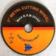 "3"" Metal Cutting Wheel"