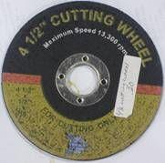 """4 1/2"""" x 1/25"""" Metal Cutting Wheel"""